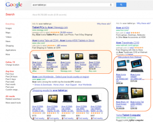 google-product-listing-ads